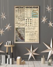Aircraft Knowledge 11x17 Poster lifestyle-holiday-poster-1