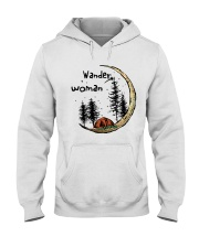 Wander Woman Hooded Sweatshirt front
