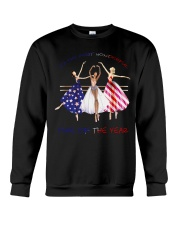 It's The Most Wonderful Time Crewneck Sweatshirt thumbnail