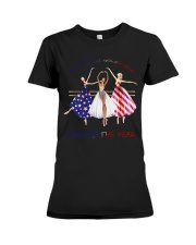 It's The Most Wonderful Time Premium Fit Ladies Tee thumbnail