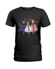 It's The Most Wonderful Time Ladies T-Shirt thumbnail