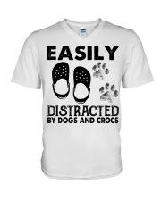 Easily V-Neck T-Shirt thumbnail