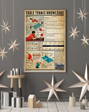 Table Tennis Knowledge 11x17 Poster lifestyle-holiday-poster-1