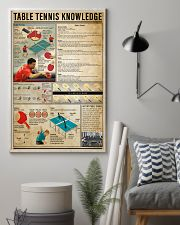 Table Tennis Knowledge 11x17 Poster lifestyle-poster-1