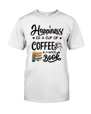 Happiness Is Classic T-Shirt front