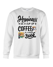 Happiness Is Crewneck Sweatshirt thumbnail