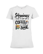 Happiness Is Premium Fit Ladies Tee thumbnail