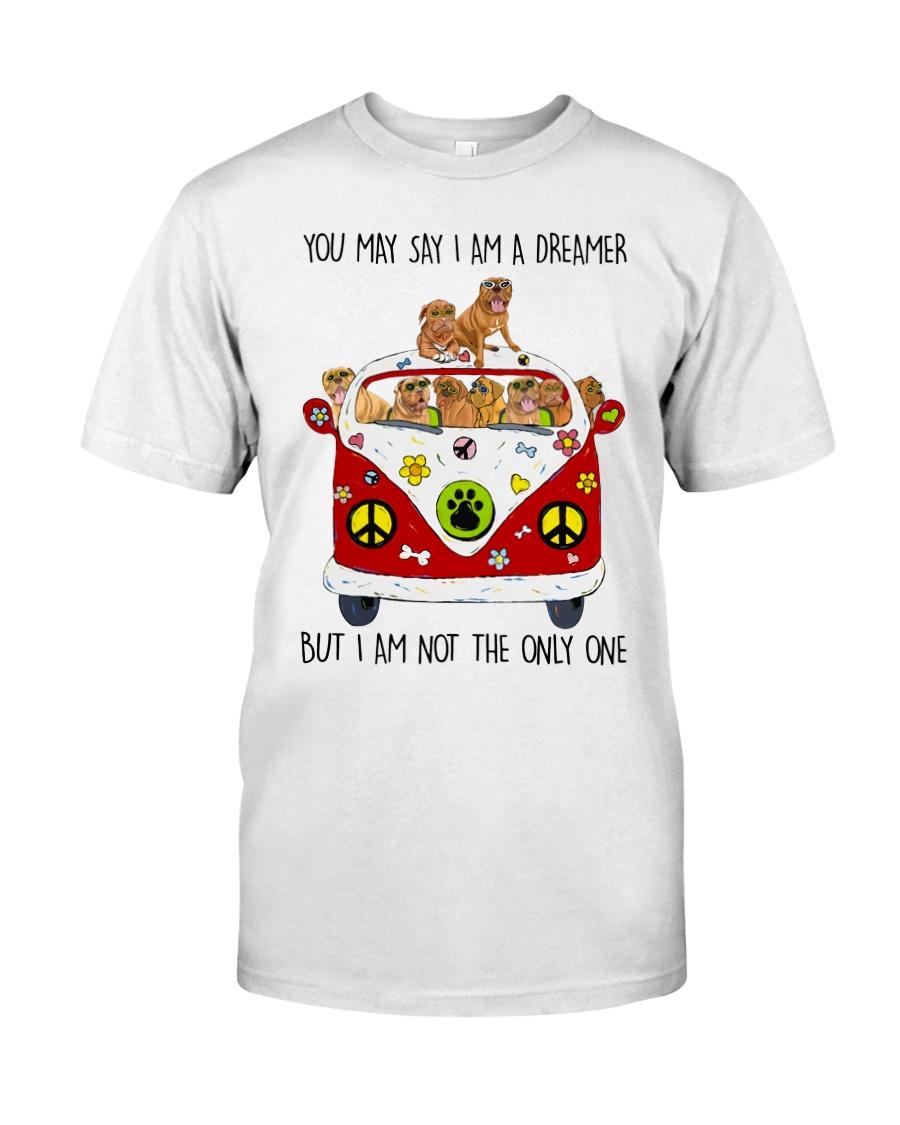 Dogue De Bordeaux Classic T-Shirt