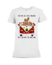 Dogue De Bordeaux Premium Fit Ladies Tee thumbnail