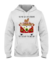 Dogue De Bordeaux Hooded Sweatshirt thumbnail