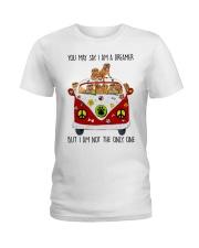 Dogue De Bordeaux Ladies T-Shirt thumbnail