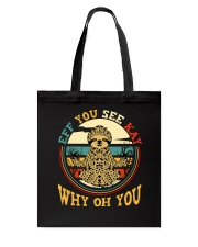Eff You See Kay Tote Bag tile