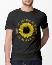 Be The Sunshine Classic T-Shirt lifestyle-mens-crewneck-front-13