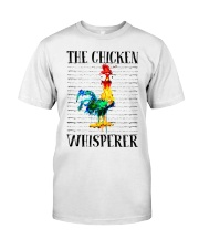 Chicken Whisperer Classic T-Shirt thumbnail