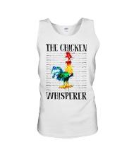 Chicken Whisperer Unisex Tank thumbnail