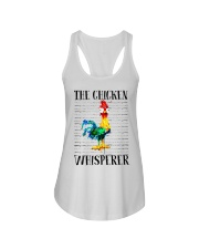 Chicken Whisperer Ladies Flowy Tank thumbnail