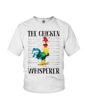 Chicken Whisperer Youth T-Shirt thumbnail