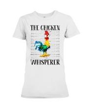 Chicken Whisperer Premium Fit Ladies Tee thumbnail