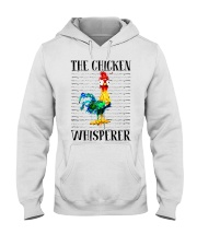 Chicken Whisperer Hooded Sweatshirt front