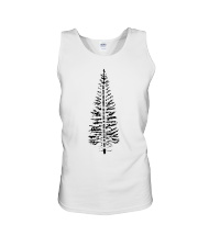 And Into The Forest I Go 2 Unisex Tank thumbnail
