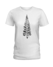 And Into The Forest I Go 2 Ladies T-Shirt thumbnail