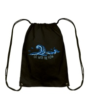 Go With The Flow Drawstring Bag thumbnail
