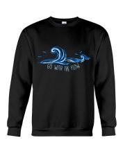 Go With The Flow Crewneck Sweatshirt thumbnail
