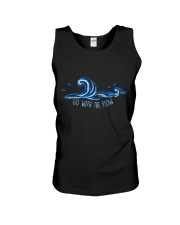 Go With The Flow Unisex Tank thumbnail