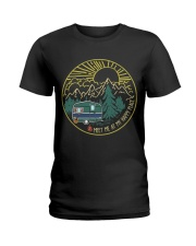 Meet Me At My Happy Place Ladies T-Shirt thumbnail