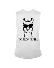 No Prob Llama Sleeveless Tee thumbnail
