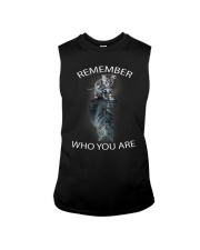 Remember Who You Are Sleeveless Tee thumbnail