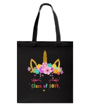 Class Of 2019 Tote Bag thumbnail