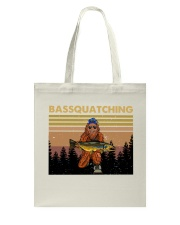 Bassquatching Tote Bag thumbnail
