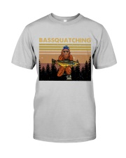 Bassquatching Classic T-Shirt tile