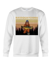 Bassquatching Crewneck Sweatshirt thumbnail