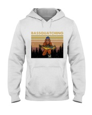 Bassquatching Hooded Sweatshirt thumbnail