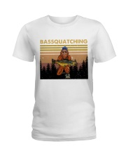 Bassquatching Ladies T-Shirt thumbnail