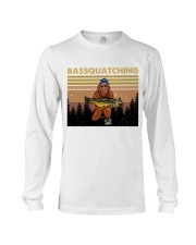 Bassquatching Long Sleeve Tee thumbnail