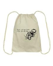 Cthulhu Mythos Drawstring Bag thumbnail