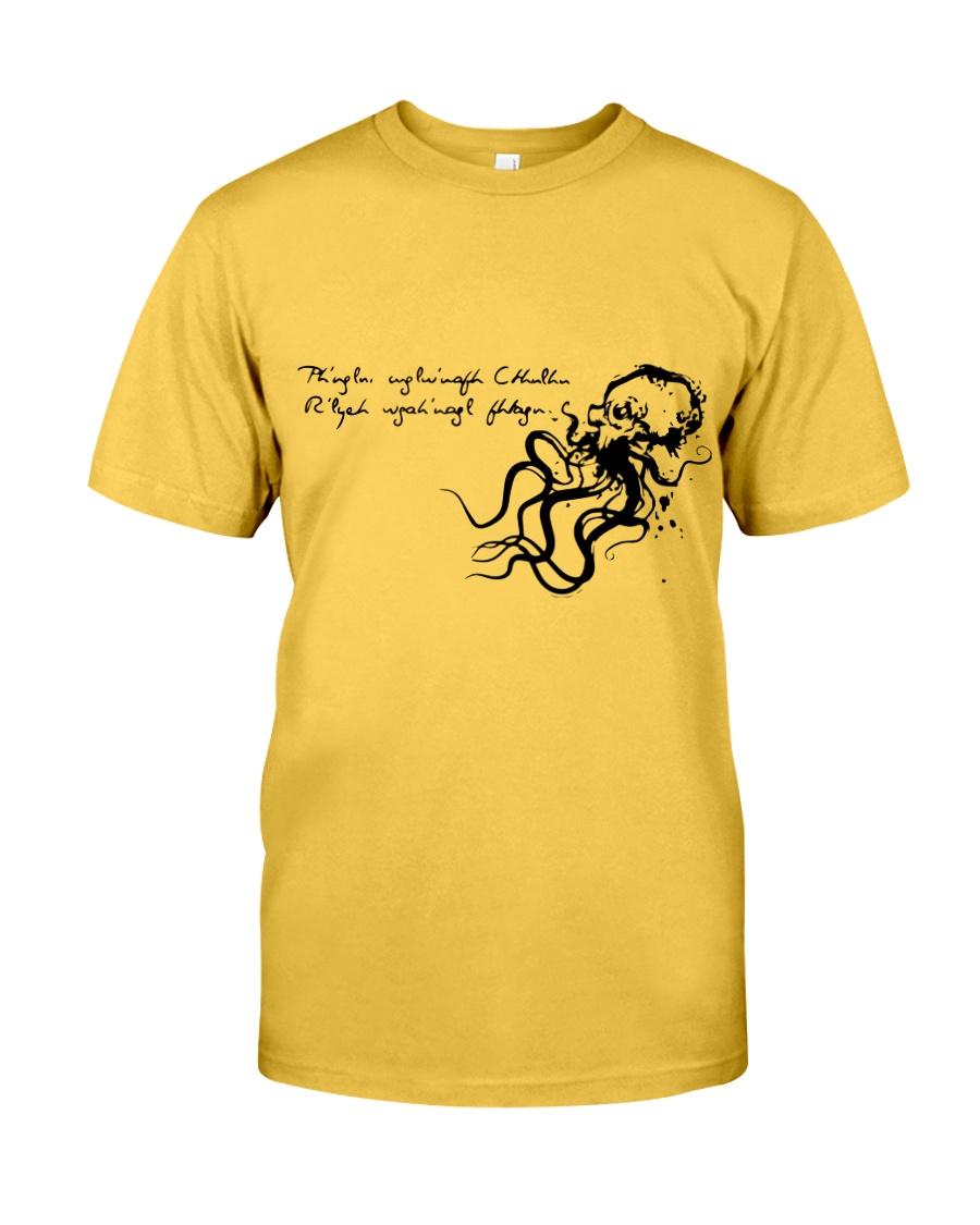 Cthulhu Mythos Classic T-Shirt