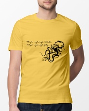 Cthulhu Mythos Classic T-Shirt lifestyle-mens-crewneck-front-13