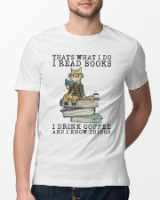 I Read Books Classic T-Shirt lifestyle-mens-crewneck-front-13
