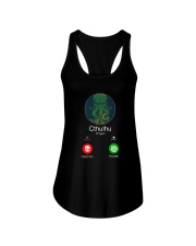 The Call Of Cthulhu Ladies Flowy Tank thumbnail