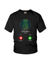 The Call Of Cthulhu Youth T-Shirt thumbnail