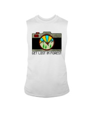 Get Lost In Forest Sleeveless Tee thumbnail