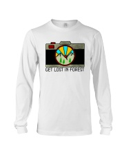 Get Lost In Forest Long Sleeve Tee thumbnail