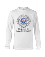 Peace Love And Light Long Sleeve Tee thumbnail