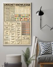 Crochet Knowledge 11x17 Poster lifestyle-poster-1