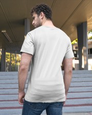 Bigfoot Saw Me Classic T-Shirt apparel-classic-tshirt-lifestyle-back-48
