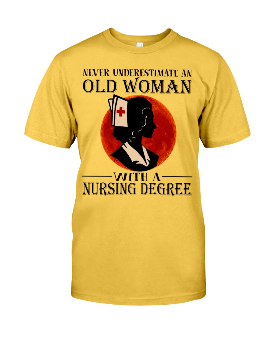 Nursing Degree Classic T-Shirt